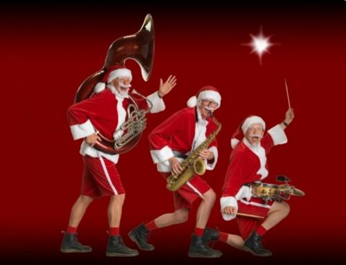 Entertainment voor de Kerstdagen