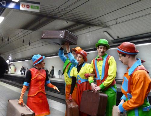 Clown Op Je Feestje Boek De Leukste Clowns Bij Degen Entertainment